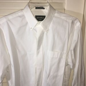 Eddie Bauer long sleeve dress shirt